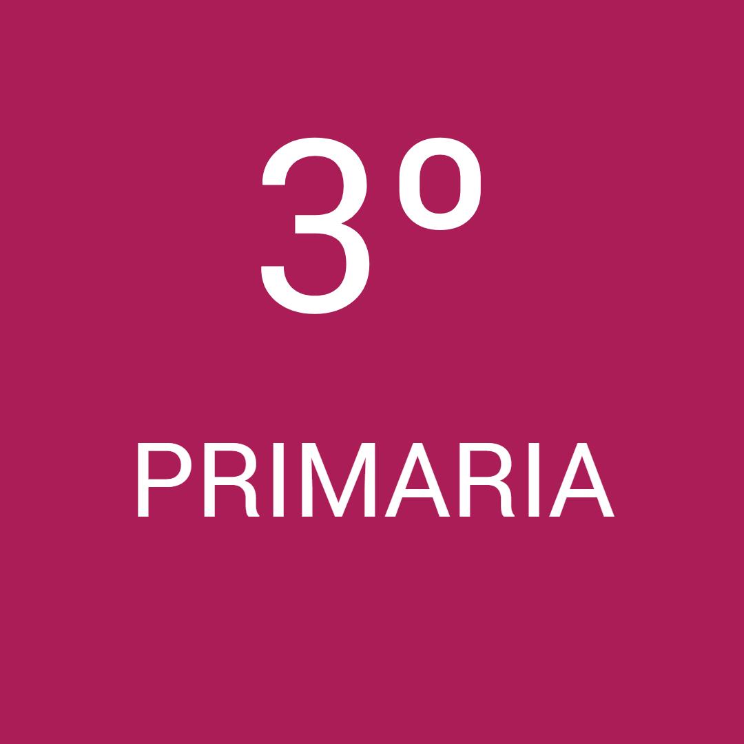 Pack Libros 3º PRIMARIA – Esclavas de María